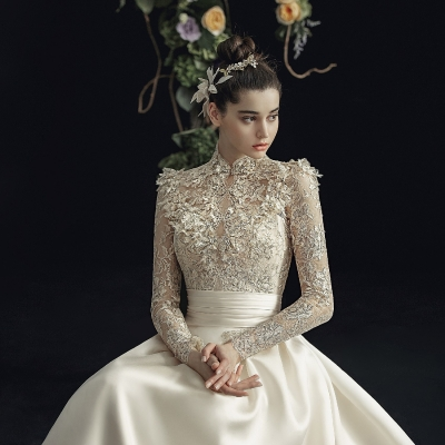 [플로렌스웨딩]으로 드레스 라벨 공부하기♥